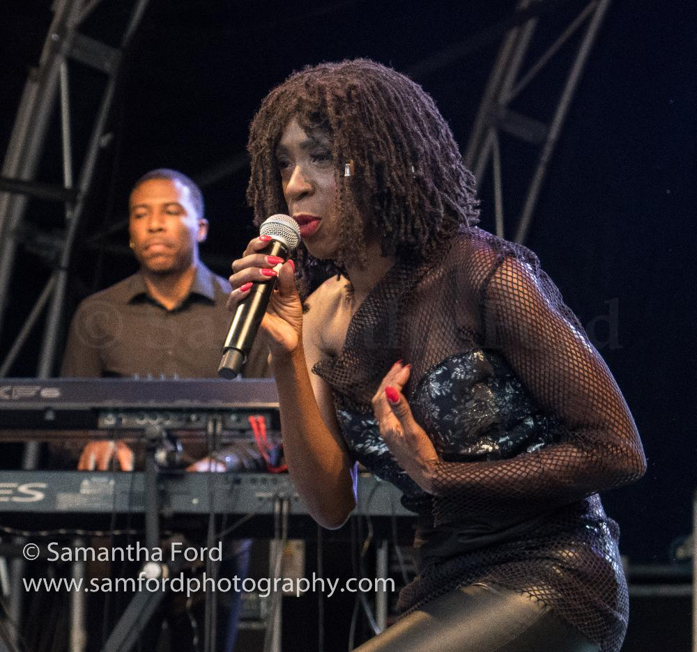Heather Small - Voice of M People
